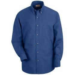 discount red kap poplin dress shirt sp90