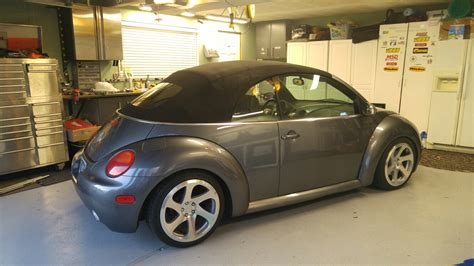 Volkswagen Beetle Turbo Kit by Fs 2004 New Beetle Convertible Turbo S Kit Pnw