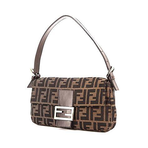 Fendi Baguette Leather 7808h fendi baguette handbag 341315 collector square