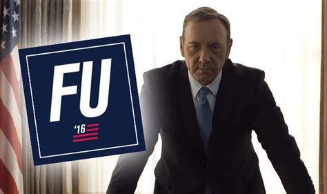 new season house of cards house of cards season four kevin spacey back in new trailer tv radio showbiz
