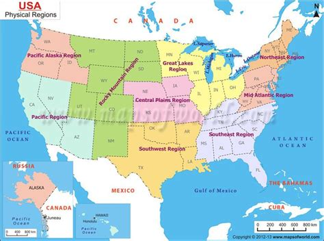 8 regions of the united states map best 25 united states map ideas on united