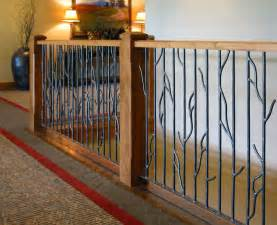 Metal Banisters And Railings Iron Design Center Nw Lighting Railings Interior