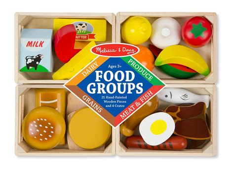 amazon cooking amazon com melissa doug food groups melissa doug