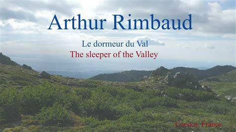 le dormeur du val pdf poem le dormeur du val by arthur rimbaud