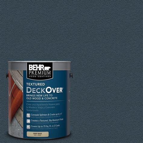 behr deckover reviews behr premium textured deckover 1 gal sc 101 atlantic