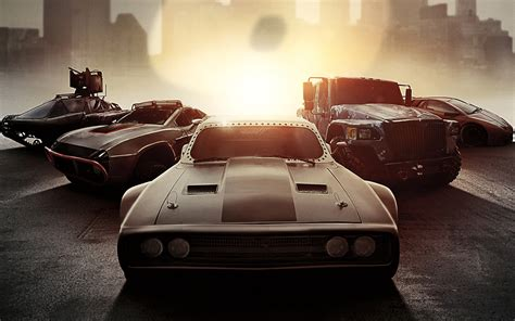 fast and furious wallpaper the fate of the furious wallpapers hd wallpapers id 20122