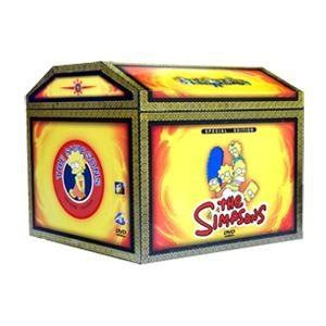 Dvd Simpsons The Boxset Original the simpsons seasons 1 26 special edition box set dvd hd dvd