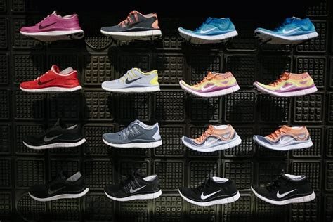 the running shoe store how nike and phil turned running shoes into
