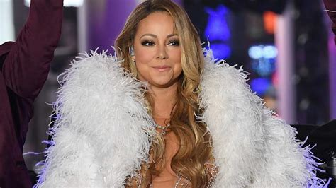who is performing on new years carey demands tea during new year s performance heavy
