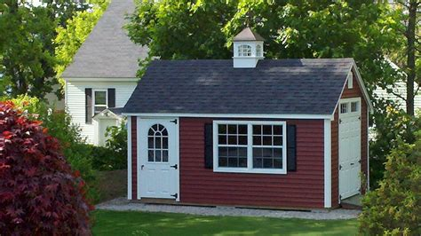 Shed Nh by Reeds Ferry Colonial