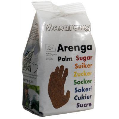 Arenga Palm Sugar 225 Gr Arenga Palm Sugar 12x 250 Gr