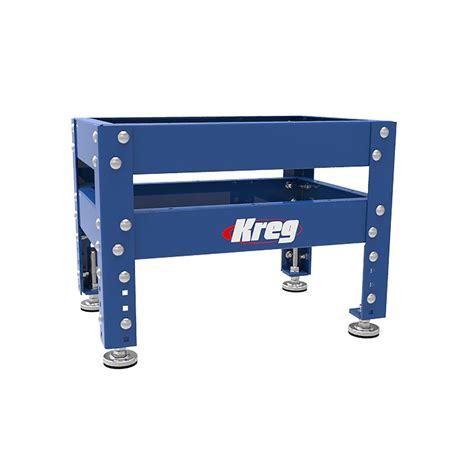 kreg universal bench kreg 14 quot x 20 quot universal bench with standard height legs