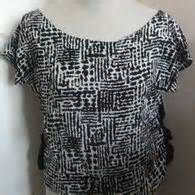 Bw Boxy Top 733162 sewing patterns burdastyle