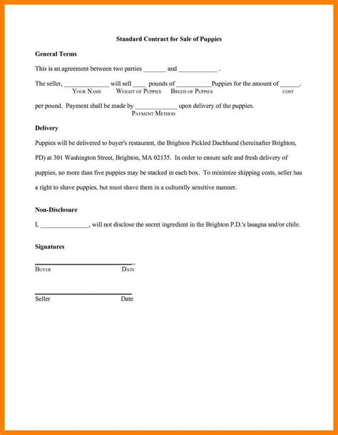 Agreement Templates Between Two agreement letter template between two letter