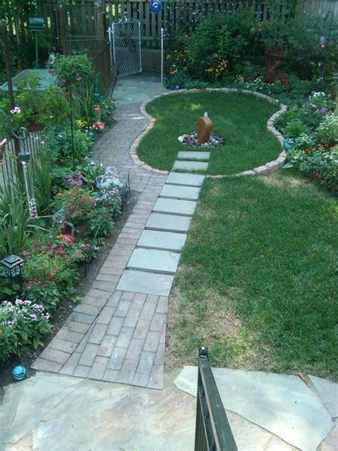 breathtaking eclectic garden designs shining  cool