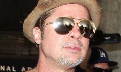 Turned Brad Pitt Into A by Brad Pitt Turns To To Cope With Emotions After