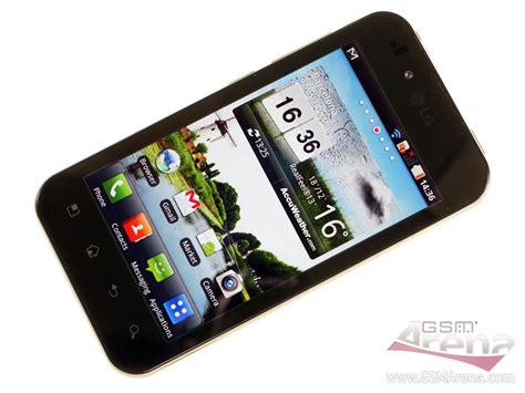 Harga Hp Lg Z info tech lg optimus black p970 ponsel android tipis