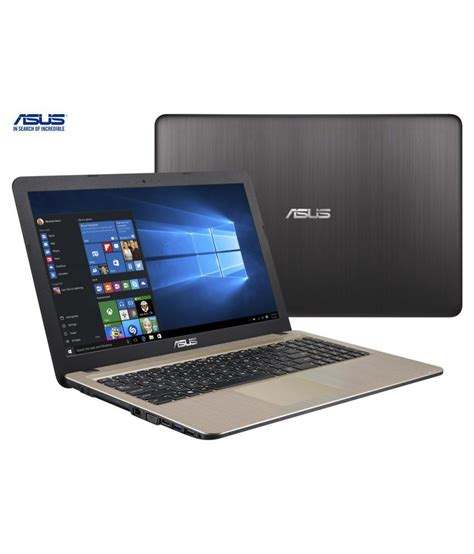 Hp Asus Note asus 15 r541uj dm174 notebook i5 7th generation 8 gb 39 62cm 15 6 dos 2 gb black available
