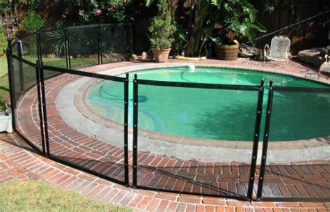 removable pool fence protect a child removable pool fencing www protectachild co za