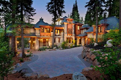 Mountainside Home Plans by Truckee Homes For Sales Sierra Sotheby S International