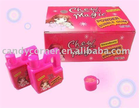 Magic Powder Box Model Sui magic powder gum products china magic powder