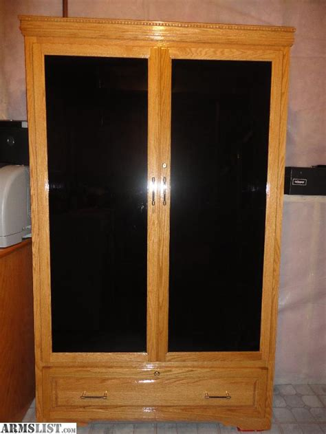 gun cabinet for sale armslist for sale gun cabinet for sale