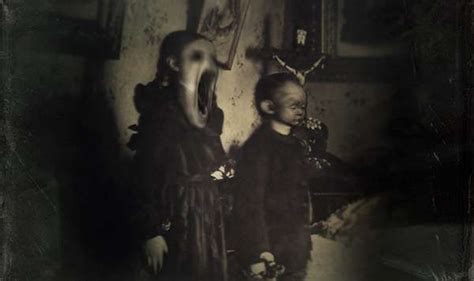 house of the sleeping and other stories vintage international books disturbing demonic photography bryce edsall