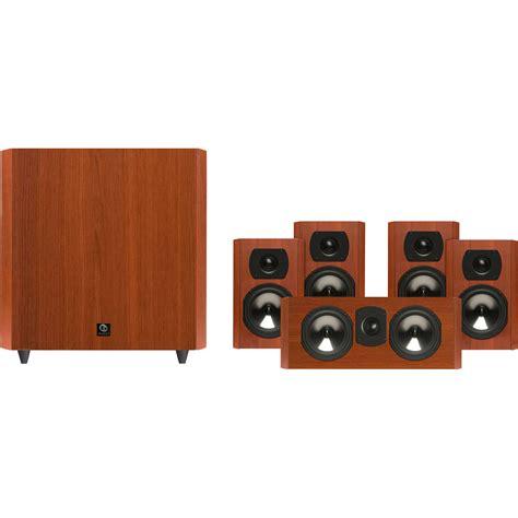 boston acoustics cs2310 5 1 channel home theater speaker