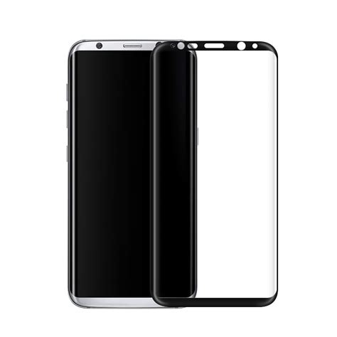 Tempered Glass Screen Samsung Galaxy S8 Samsung Galaxy S8 Tempered Glass 3d Curved Display