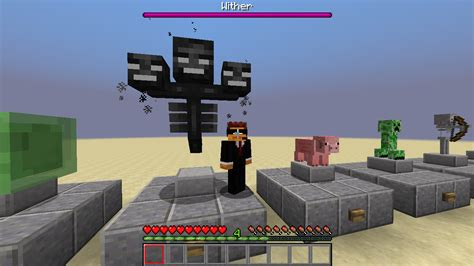 how do you a to attack on command how to make mob statues in minecraft minecraft