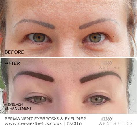 tattoo eyebrows daily mail 1000 ideas about semi permanent eyebrows on pinterest
