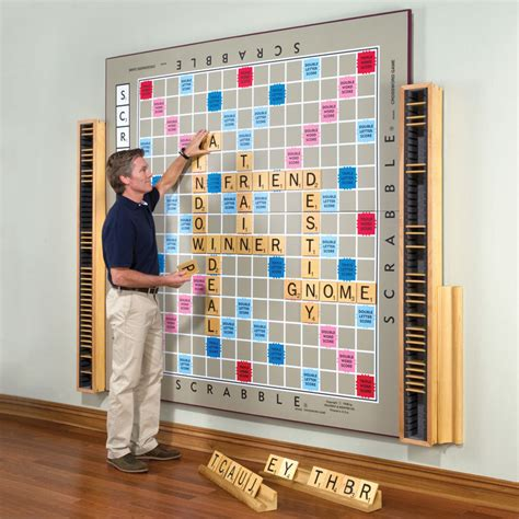 largest scrabble word the world s largest scrabble only 12 000 the