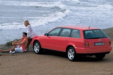 Audi A4 B5 1 8 T by Audi A4 B5 1 8 T 150 Km 1996 Avant Skrzynia Ręczna Napęd