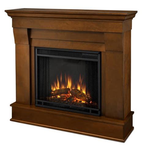 Electric Fireplace Espresso by 40 94 Quot Chateau Espresso Electric Fireplace
