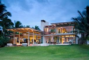 Dream House Designs Dream Tropical House Design In Maui By Pete Bossley