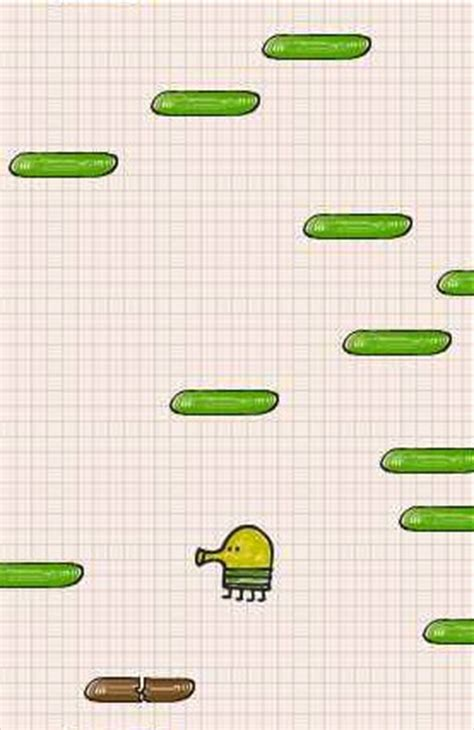 doodle jump definition 10 types of platforms in platform id tech