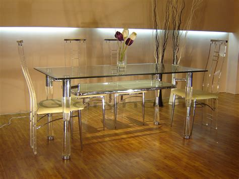 acrylic dining table china acrylic dining table sets gh 004 china acrylic
