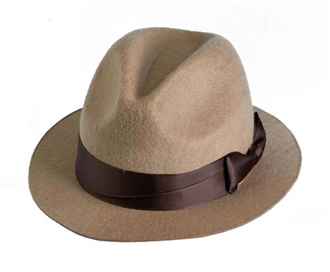 Halloween Party Decoration Ideas by Tan Detective Fedora Hat 374179 Trendyhalloween Com