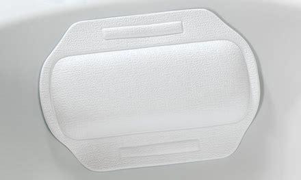 poggiatesta per vasca da bagno cuscino poggiatesta per vasca da bagno con struttura