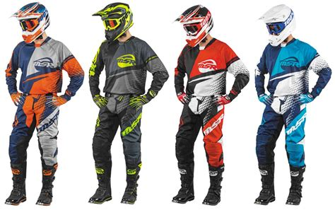 msr motocross msr dirt bike parts riding gear jersey pant glove combos