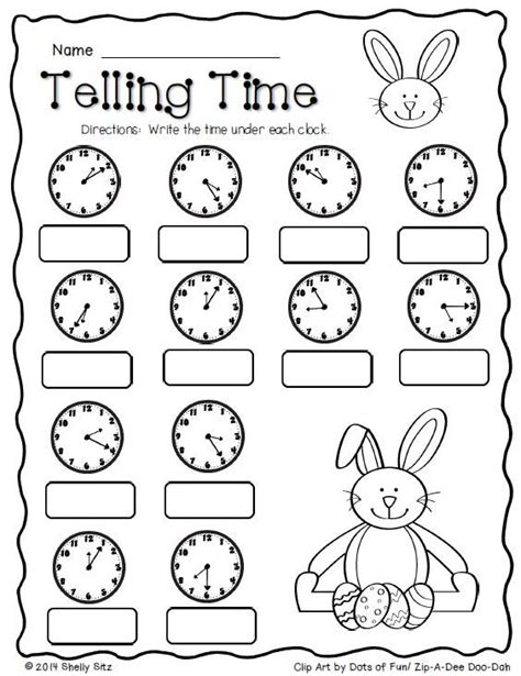 easter math freebie easter themes free and student