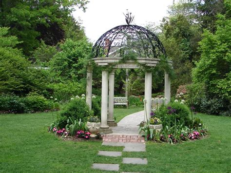 gazebo garden 4 ideas to a garden gazebo