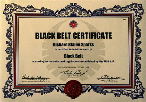 karate black belt certificate templates untitled document tnbjj