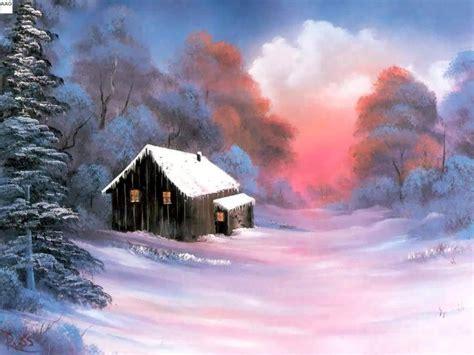 bob ross paintings snow 49 best bob ross images on bob ross paintings