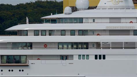 news lurssen delivers  superyacht golden odyssey