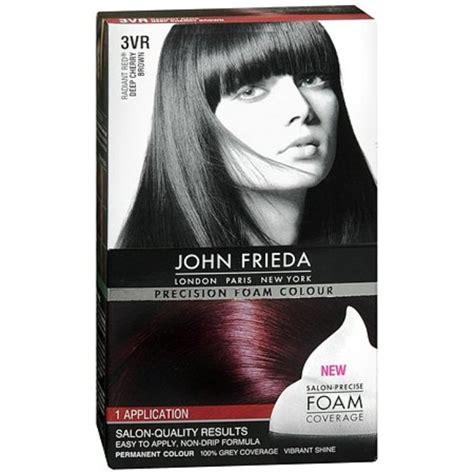 highest rated foam hair color john frieda 174 precision foam color permanent hair colour