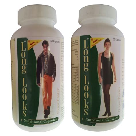 increase height grow taller pills growth herbal