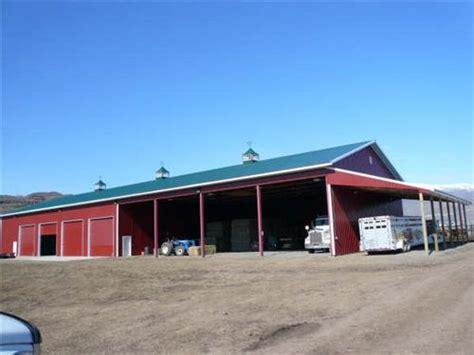 Metal Hay Storage Buildings