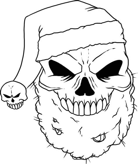 cartoon skull coloring page free printable skull coloring pages for kids