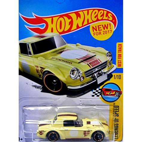 Wheels Hw Datsun Fairlady 2000 Kuning wheels datsun fairlady 2000 global diecast direct